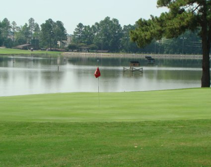 Lakeshore Golf Course, Durham, North Carolina, 27703 - Golf Course Photo