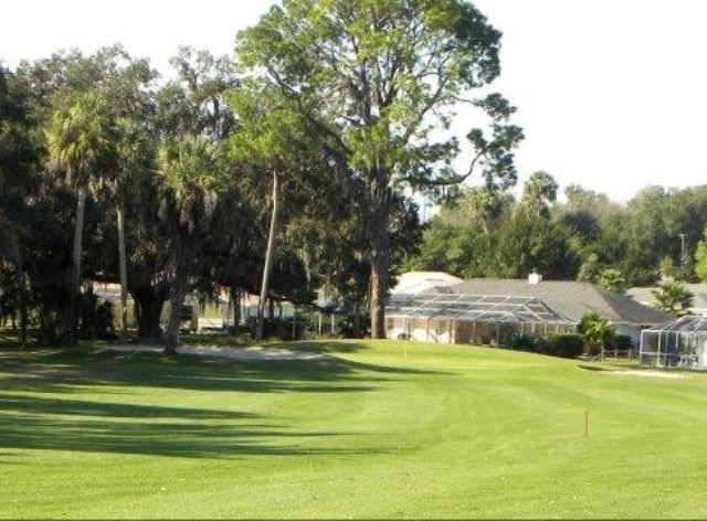 Lakeside Golf Course,Inverness, Florida,  - Golf Course Photo