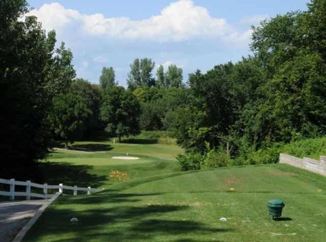 Lakeside Municipal Golf Course, Fort Dodge, Iowa,  - Golf Course Photo