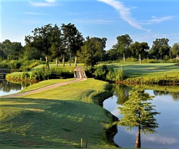 Lakeside Memorial Golf Course, Stillwater, Oklahoma,  - Golf Course Photo
