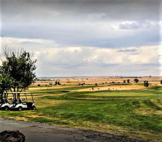 Golf Course Photo, Lakeview Country Club, Baker, Montana, 59313