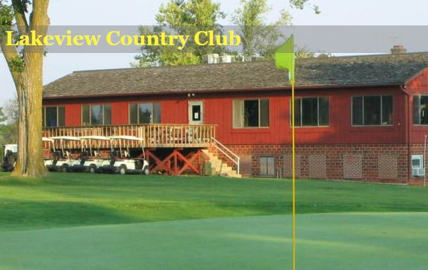 Golf Course Photo, Lakeview Country Club, Winterset, Iowa, 50273