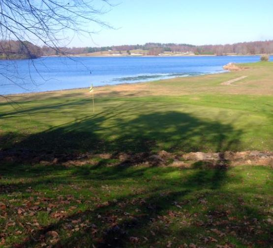 Lakeview Golf Course, Loogootee, Indiana,  - Golf Course Photo