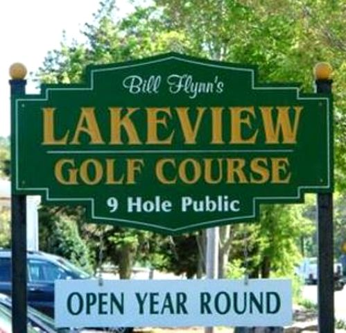 Golf Course Photo, Lakeview Golf Club, CLOSED 2016, Wenham, 01984