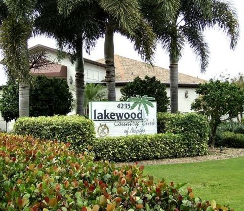 Lakewood Country Club, Naples, Florida,  - Golf Course Photo