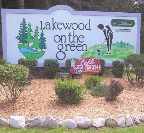 Lakewood on the Green, Cadillac, Michigan,  - Golf Course Photo