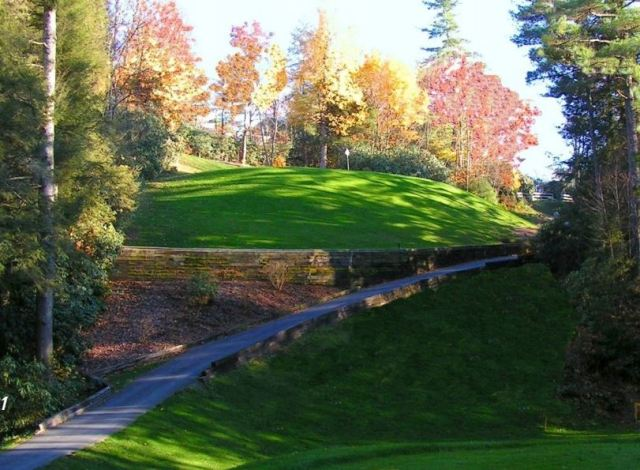Land Harbor Golf Club,Linville, North Carolina,  - Golf Course Photo