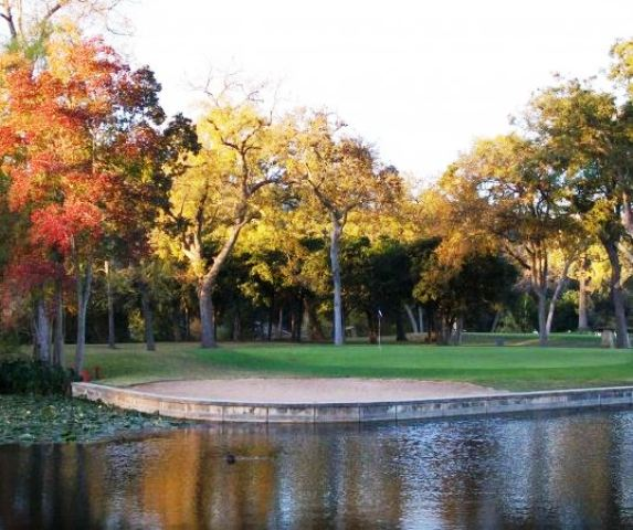 Golf Course Photo, Landa Park Municipal Golf Course, New Braunfels, 78130