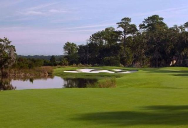 The Landings Club, The Deer Creek Course,Savannah, Georgia,  - Golf Course Photo
