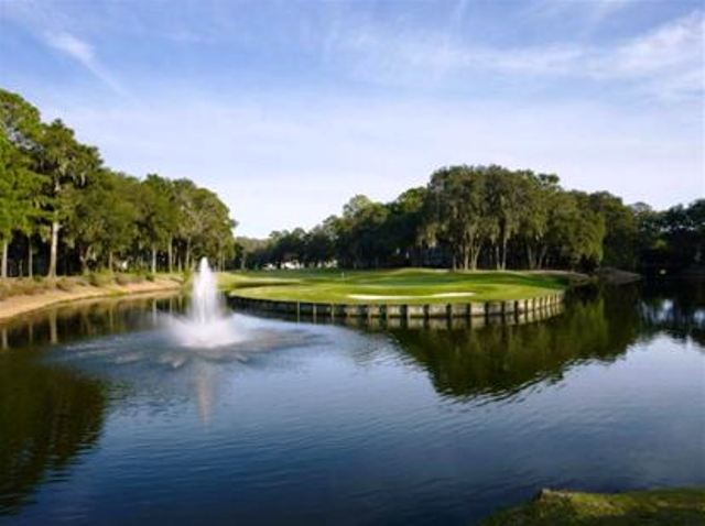 The Landings Club, The Palmetto Course,Savannah, Georgia,  - Golf Course Photo