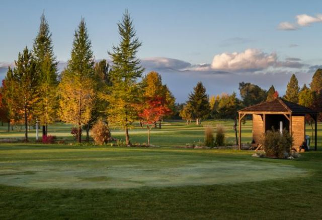 Larchmont Golf Course, Missoula, Montana, 59804 - Golf Course Photo