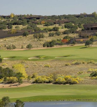 Golf Course Photo, Las Campanas, Sunset Golf Course, Santa Fe, New Mexico, 87501