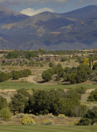 Las Campanas, Sunset Golf Course