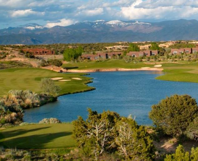 Golf Course Photo, Las Campanas, Sunrise Golf Course, Santa Fe, New Mexico, 87501
