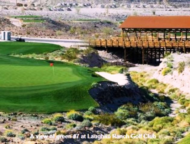 Laughlin Ranch Golf Club, Bullhead City, Arizona,  - Golf Course Photo
