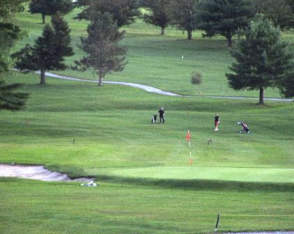 Laurel Mill Golf Course, Elk County Country Club,Ridgway, Pennsylvania,  - Golf Course Photo