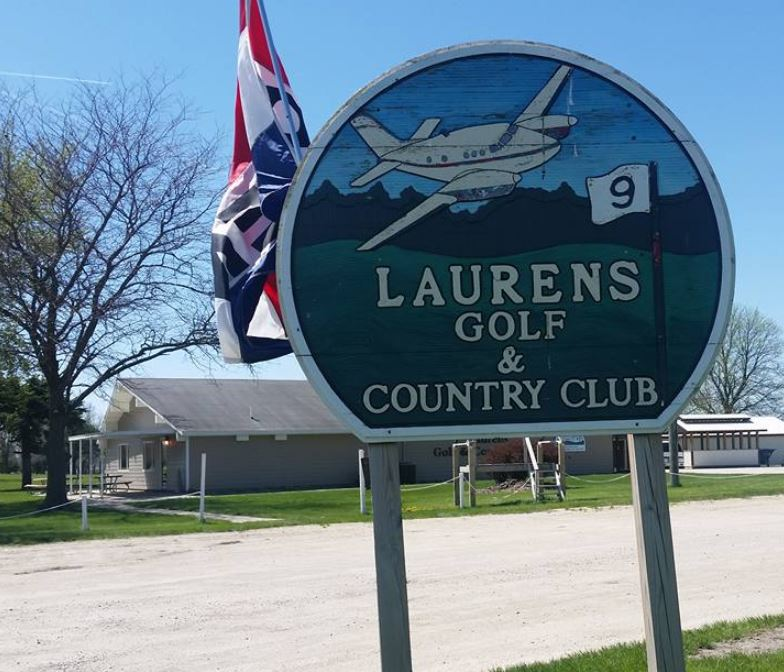 Laurens Golf & Country Club, Laurens, Iowa,  - Golf Course Photo
