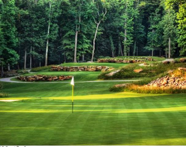 The Ledges Country Club | Ledges Golf Course,Huntsville, Alabama,  - Golf Course Photo