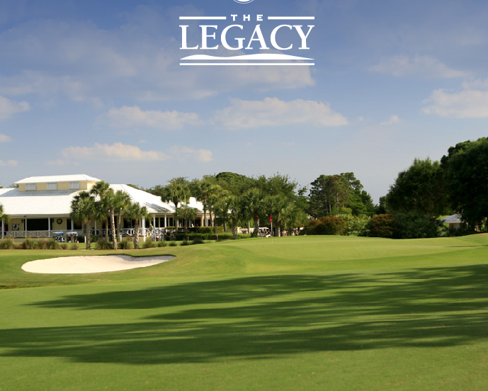 Legacy Golf & Tennis Club | Legacy Championship Golf Course, Port Saint Lucie, Florida, 34986 - Golf Course Photo