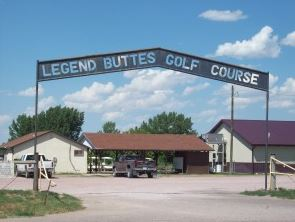 Legend Buttes Golf Course, Crawford, Nebraska,  - Golf Course Photo
