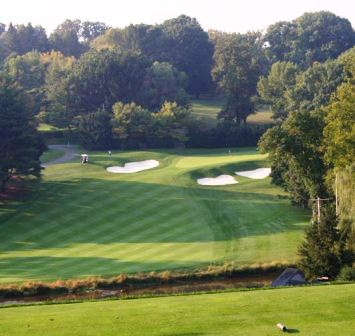 Lehigh Country Club,Allentown, Pennsylvania,  - Golf Course Photo