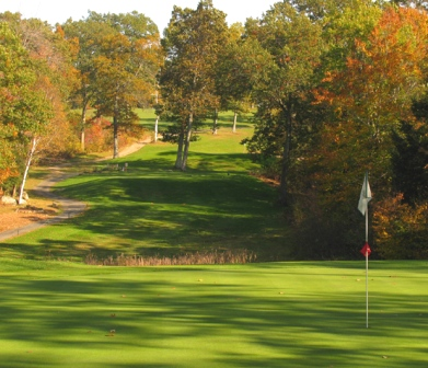 Leicester Country Club, Leicester, Massachusetts, 01524 - Golf Course Photo
