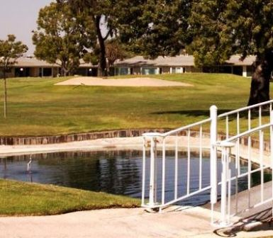 Leisure World 3 Par Golf Course,Seal Beach, California,  - Golf Course Photo