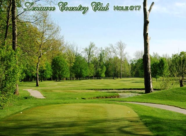 Lenawee Country Club,Adrian, Michigan,  - Golf Course Photo