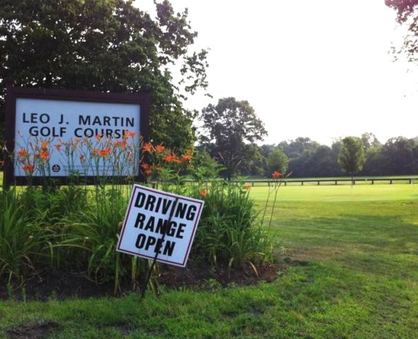 Golf Course Photo, Martin Memorial Golf Course | Leo J Martin Memorial Golf Course, Weston, 02193