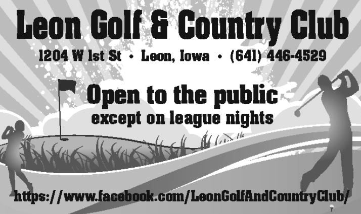 Leon Golf & Country Club, Leon, Iowa,  - Golf Course Photo