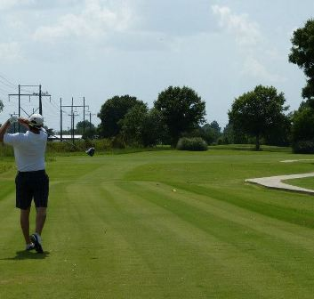 Les Vieux Chenes Golf Course,Youngsville, Louisiana,  - Golf Course Photo