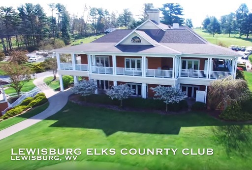 Lewisburg Elks Country Club, Lewisburg, West Virginia,  - Golf Course Photo