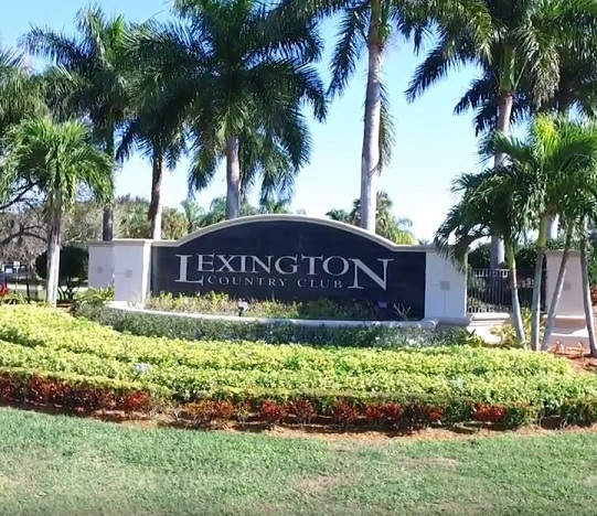 Golf Course Photo, Lexington Country Club, Fort Myers, 33908