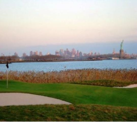 Golf Course Photo, Liberty National Golf Club, Jersey City, New Jersey, 07305