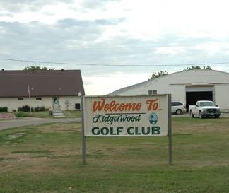 Lidgerwood Golf Club, Lidgerwood, North Dakota,  - Golf Course Photo