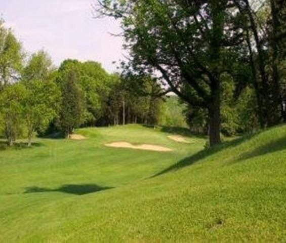 Golf Course Photo, Lincoln Country Club, Lincoln, 02865