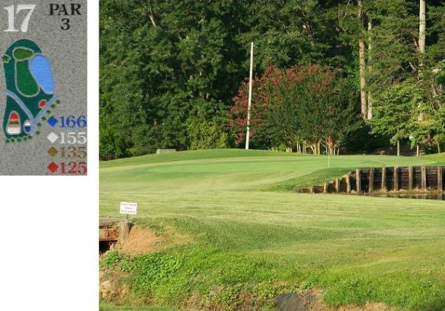 Lincoln Country Club | Lincoln Golf Course, Lincolnton, North Carolina, 28092 - Golf Course Photo