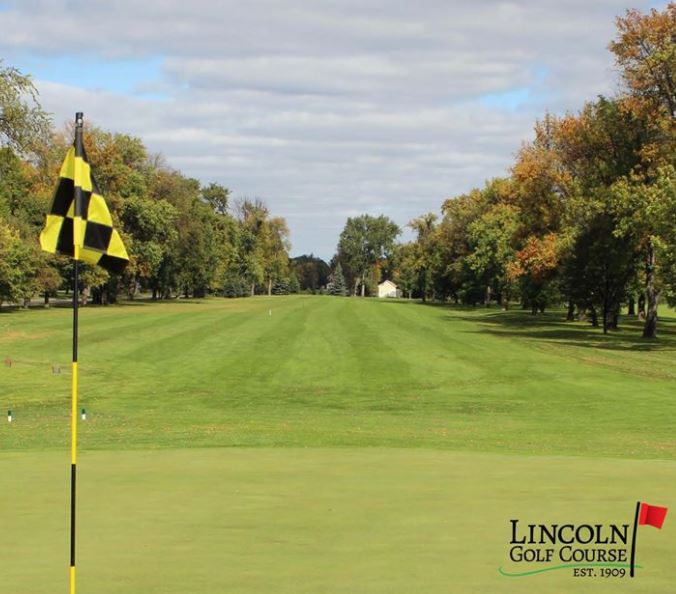 Golf Course Photo, Lincoln Golf Course | Lincoln Park Golf Course, Grand Forks, North Dakota, 58206