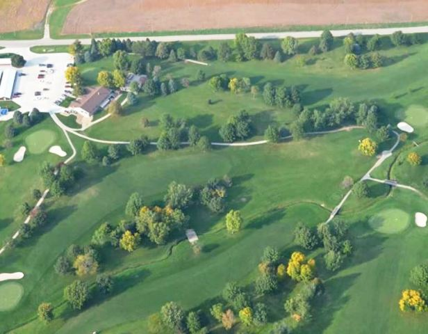 Lincoln Valley Golf, State Center, Iowa,  - Golf Course Photo