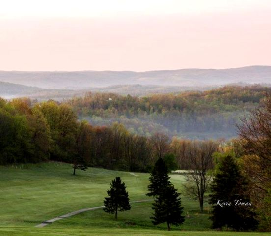 Linden Hall Golf Course, Dawson, Pennsylvania,  - Golf Course Photo