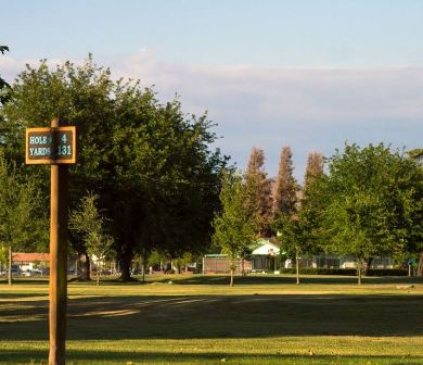 Lindsay Municipal Golf Course