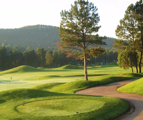 Links At Sierra Blanca , Ruidoso, New Mexico,  - Golf Course Photo