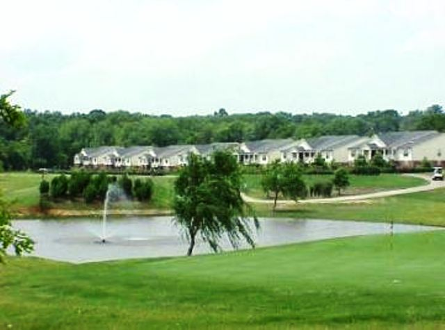 Links on Memorial Golf Course,Bixby, Oklahoma,  - Golf Course Photo