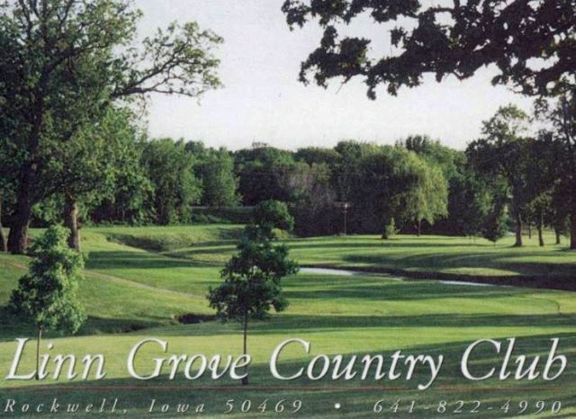 Golf Course Photo, Linn Grove Country Club | Linn Grove Golf Course, Rockwell, Iowa, 50469