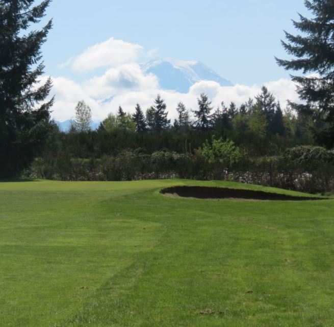 Golf Course Photo, Lipoma Firs Golf Course, CLOSED 2017, Puyallup, Washington, 98374