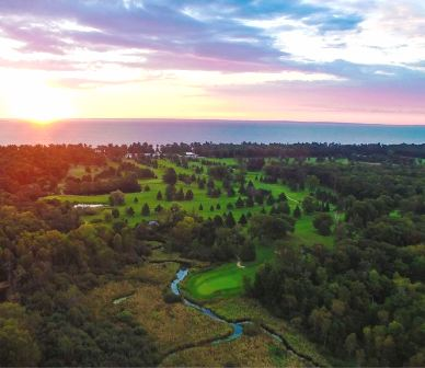 Little River Country Club,Marinette, Wisconsin,  - Golf Course Photo