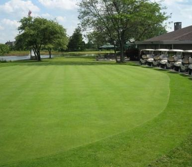 Golf Course Photo, Little Turtle Country Club, Westerville, 43081