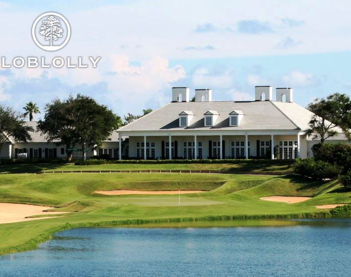 Loblolly Pines Golf Course,Hobe Sound, Florida,  - Golf Course Photo