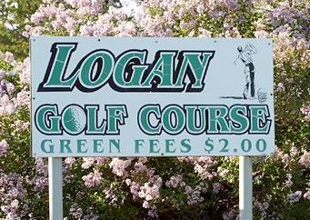 Logan Municipal Golf Course, Logan, Kansas,  - Golf Course Photo