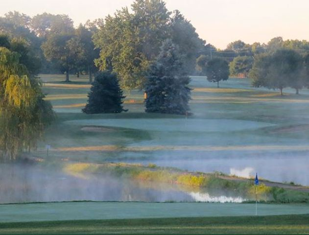 Lone Oak Country Club, Nicholasville, Kentucky, 40356 - Golf Course Photo